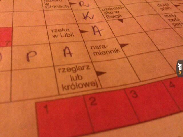 Grammar nazi płaczą...