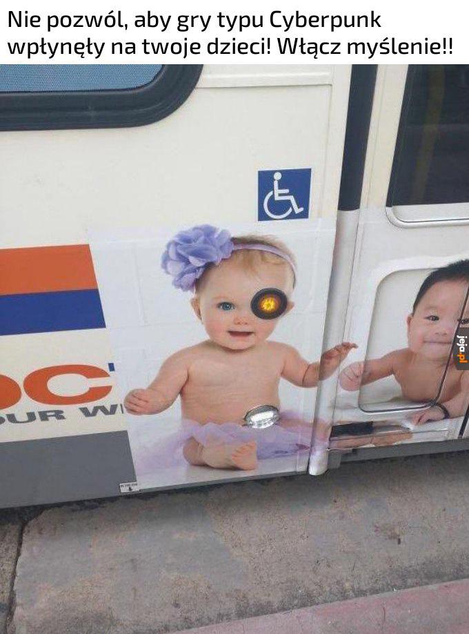 Tego chcesz dla swoich dzieci?!