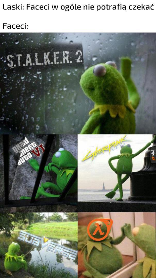 Wciąż czekamy