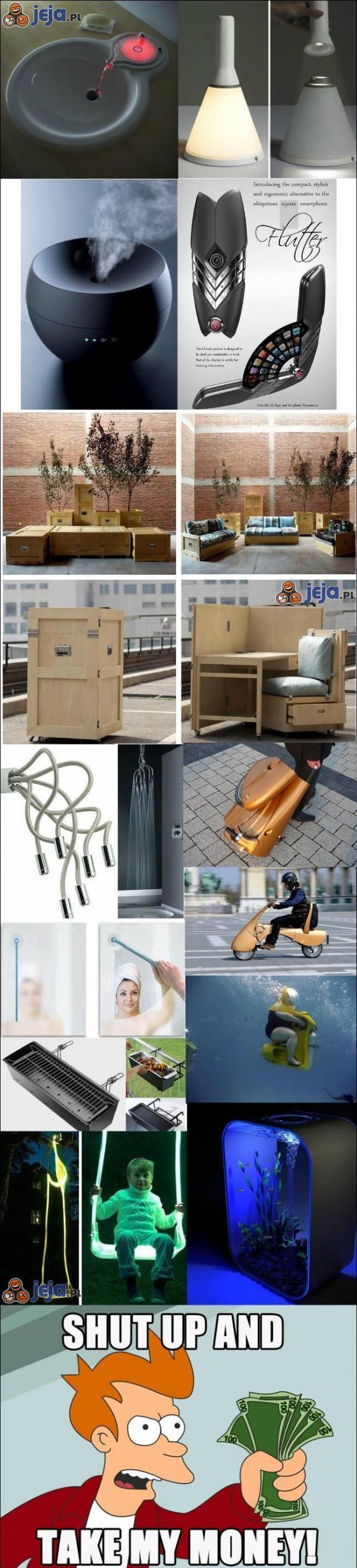 Niesamowite wynalazki
