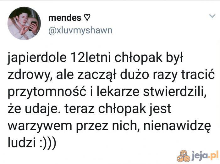Tymczasem w Polsce służba zdrowia w formie