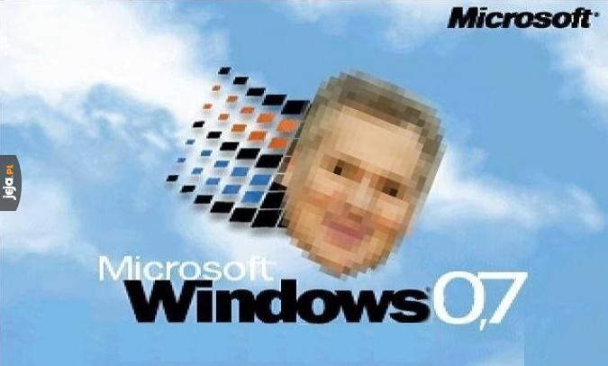 Windows 0,7