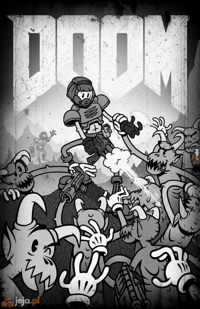 Gdyby to Disney wydał Dooma