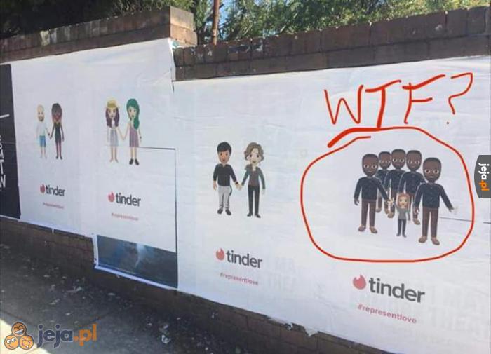 Dziwna reklama...