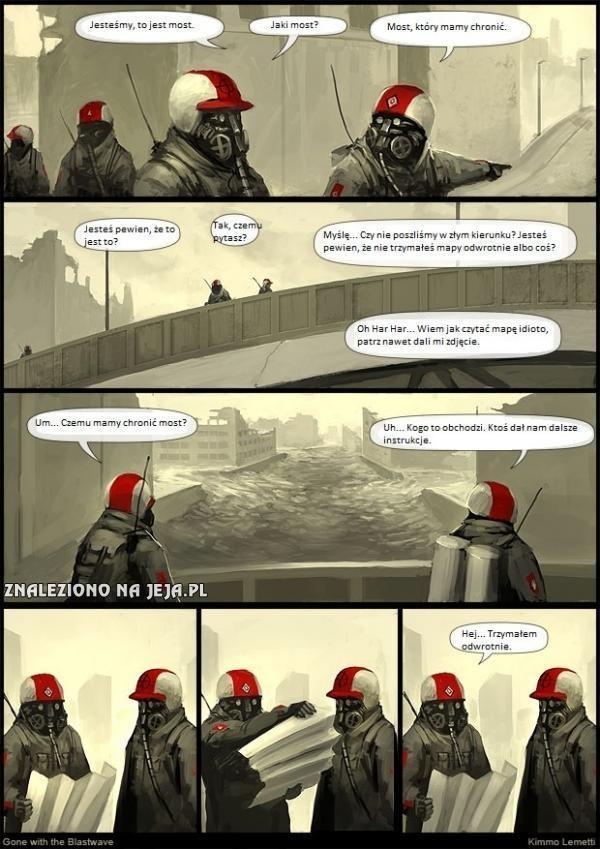 Ochrona mostu