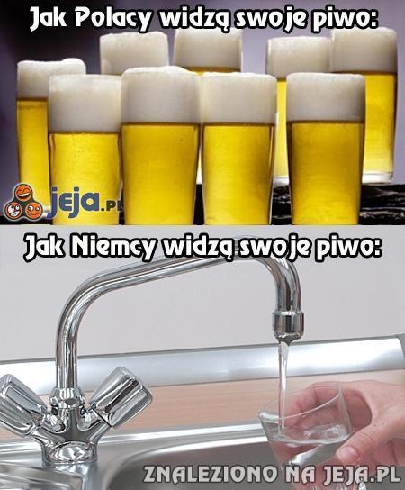 Piwo - wszystko zależy od punktu widzenia