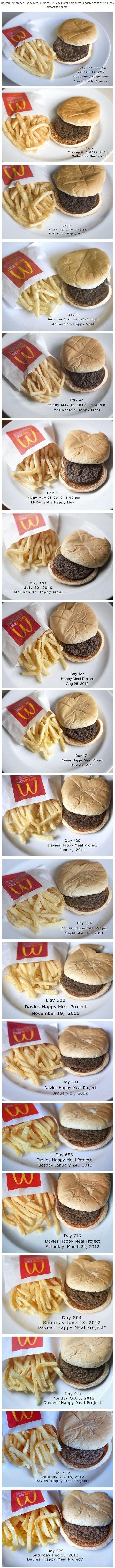 Nieśmiertelny zestaw z McDonald's