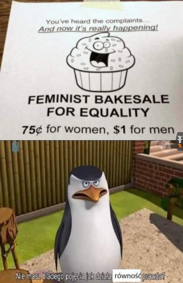Są równi i równiejsi