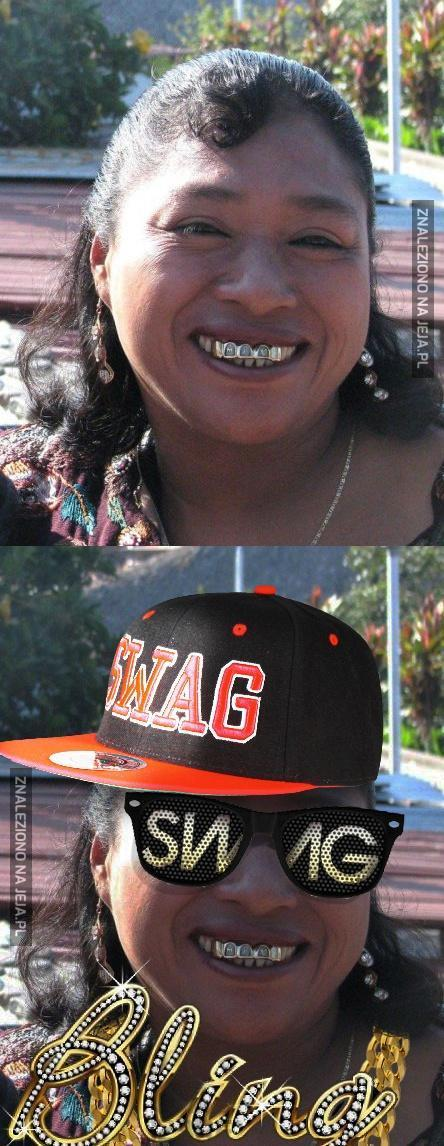 SWAGowe zęby