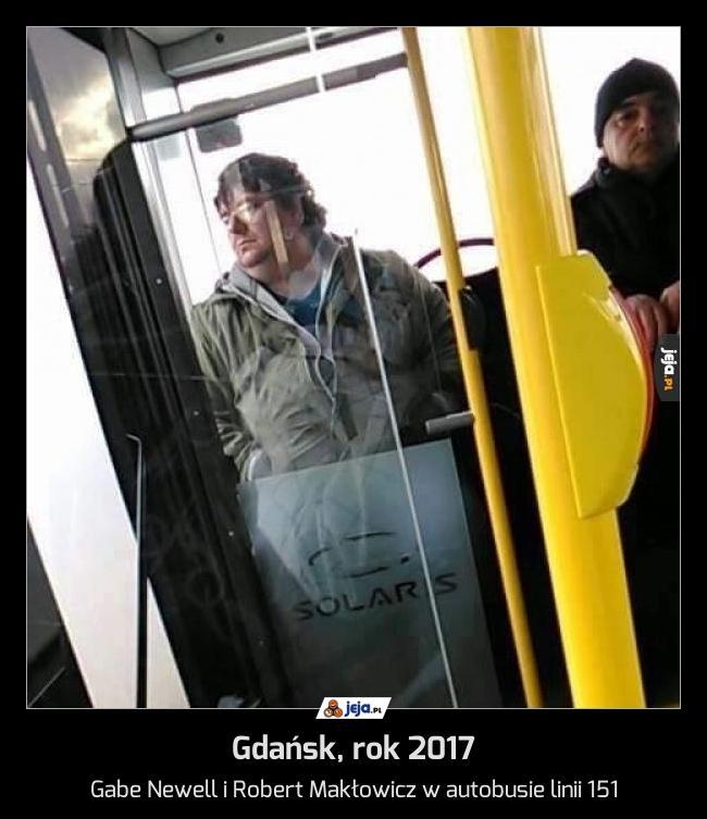 Gdańsk, rok 2017
