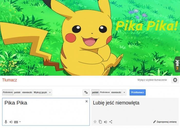 Sekrety Pikachu