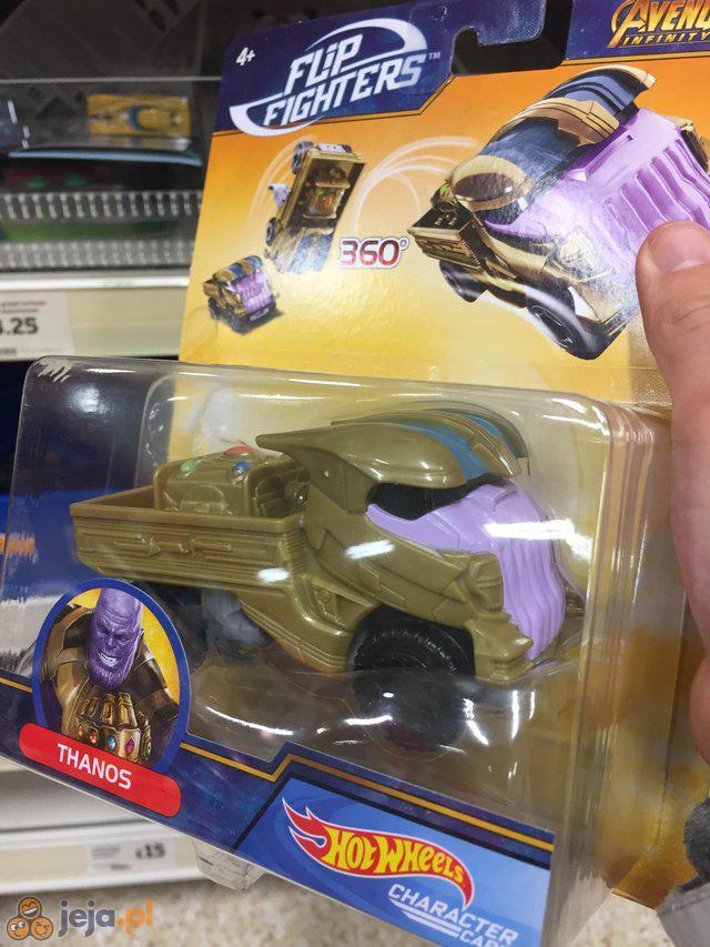 Thanos, to Ty?