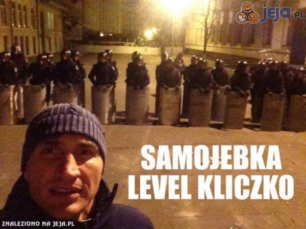 Samojebka: Level Kliczko