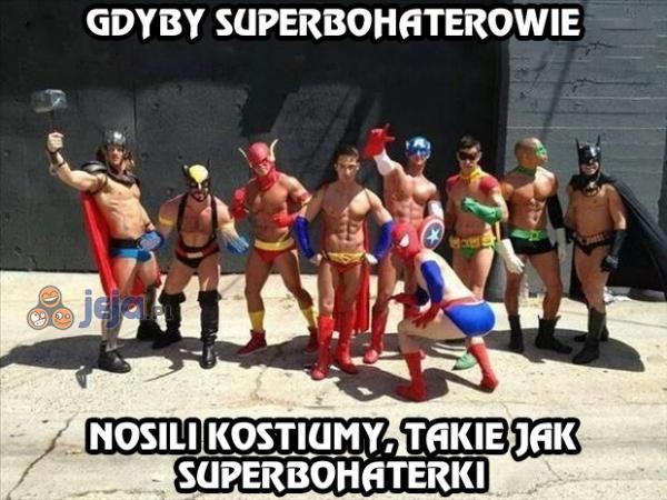 Superbohatera porno