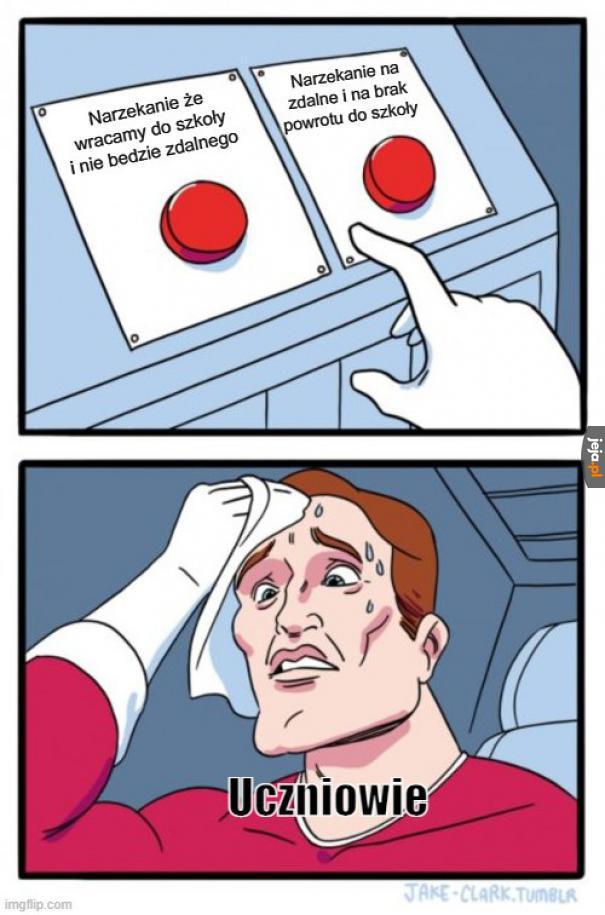 No ciężko jest się zdecydować