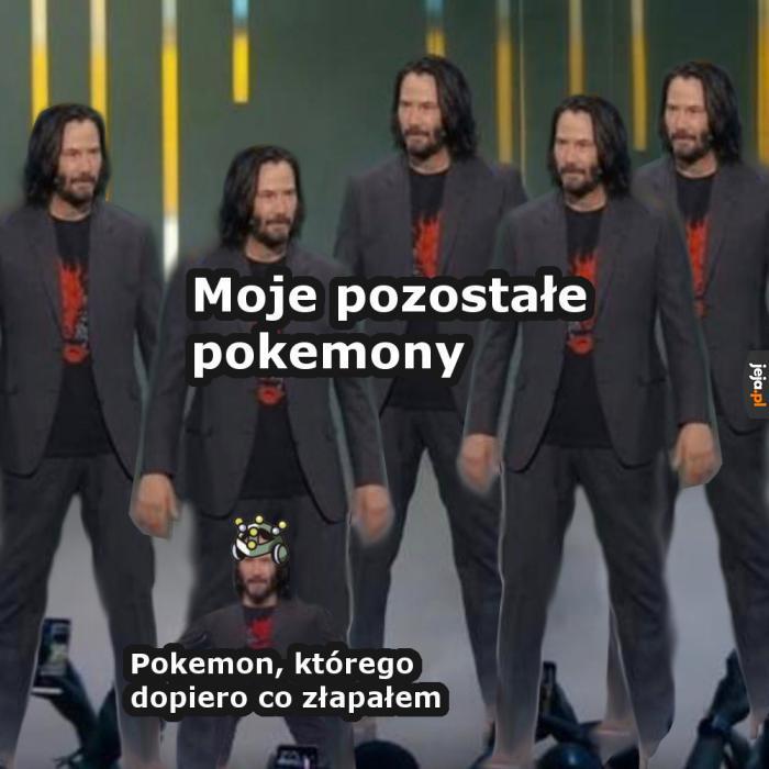 Pokemonowe dzieciątko!