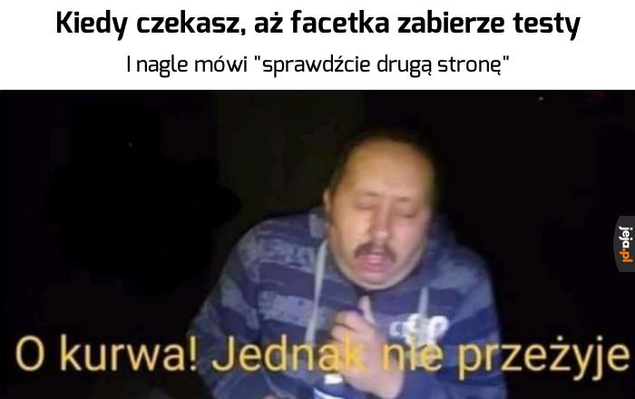 No to kolejna pała