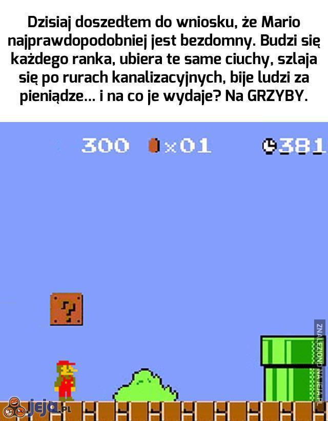 Mario. Prawdziwa historia