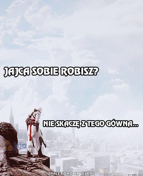 Assassin's Creed w realu