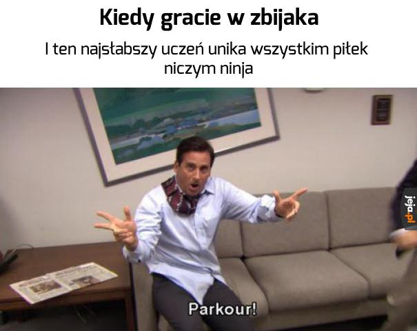 Słaby, ale wariat