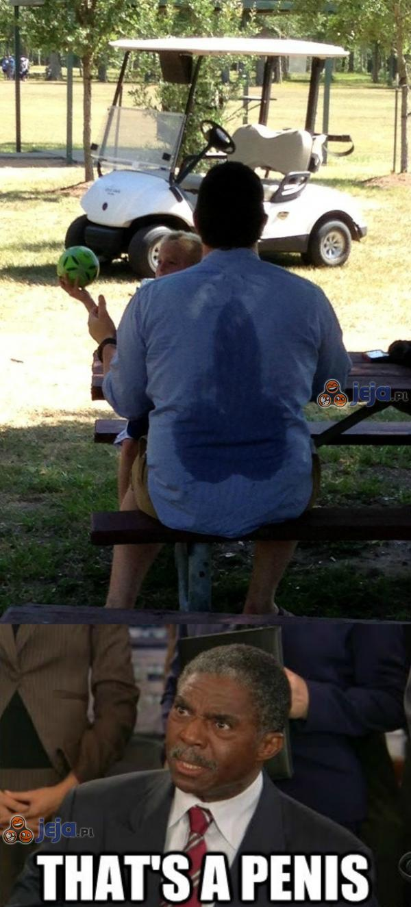 Myślę, że można powiedzieć, że jest gorąco jak kulki