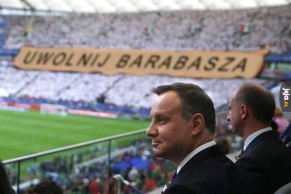 Uwolnij Barabasza!