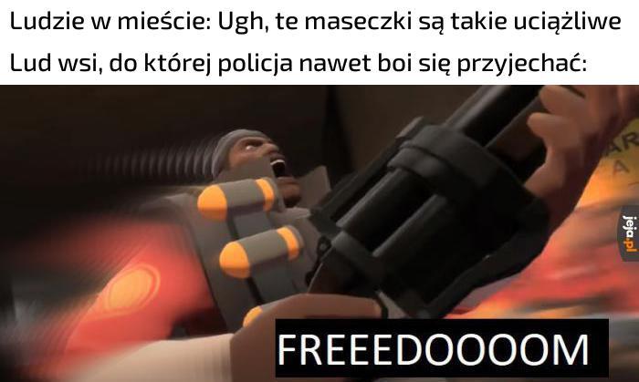 Wolność i swoboda