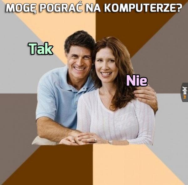 Klasyczni rodzice