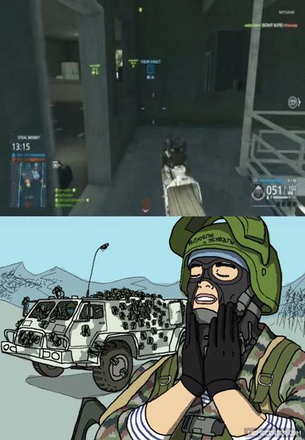 Tymczasem w Battlefield Hardline