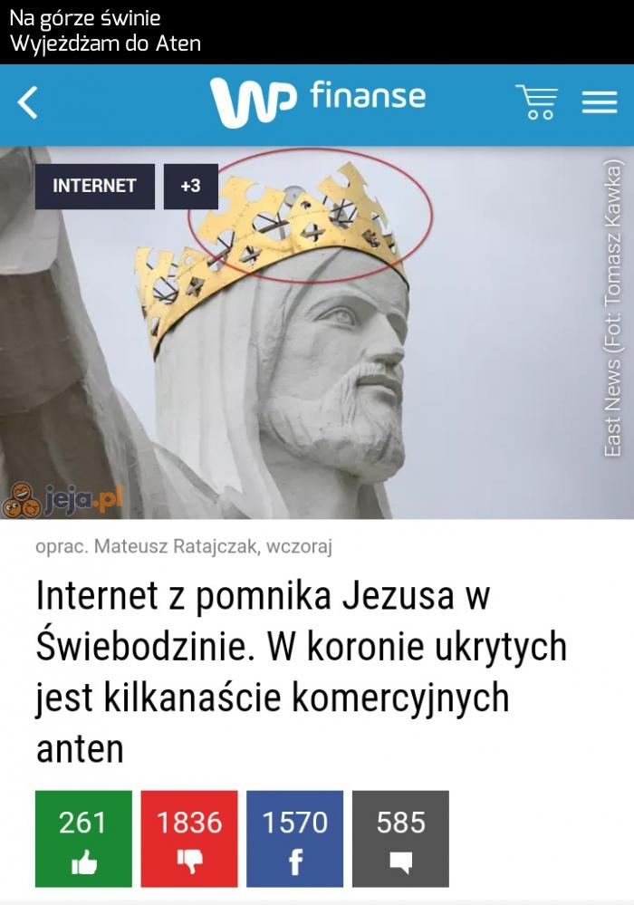 Jezus z internetu