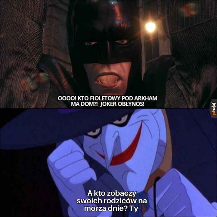 Śmieszki z Gotham