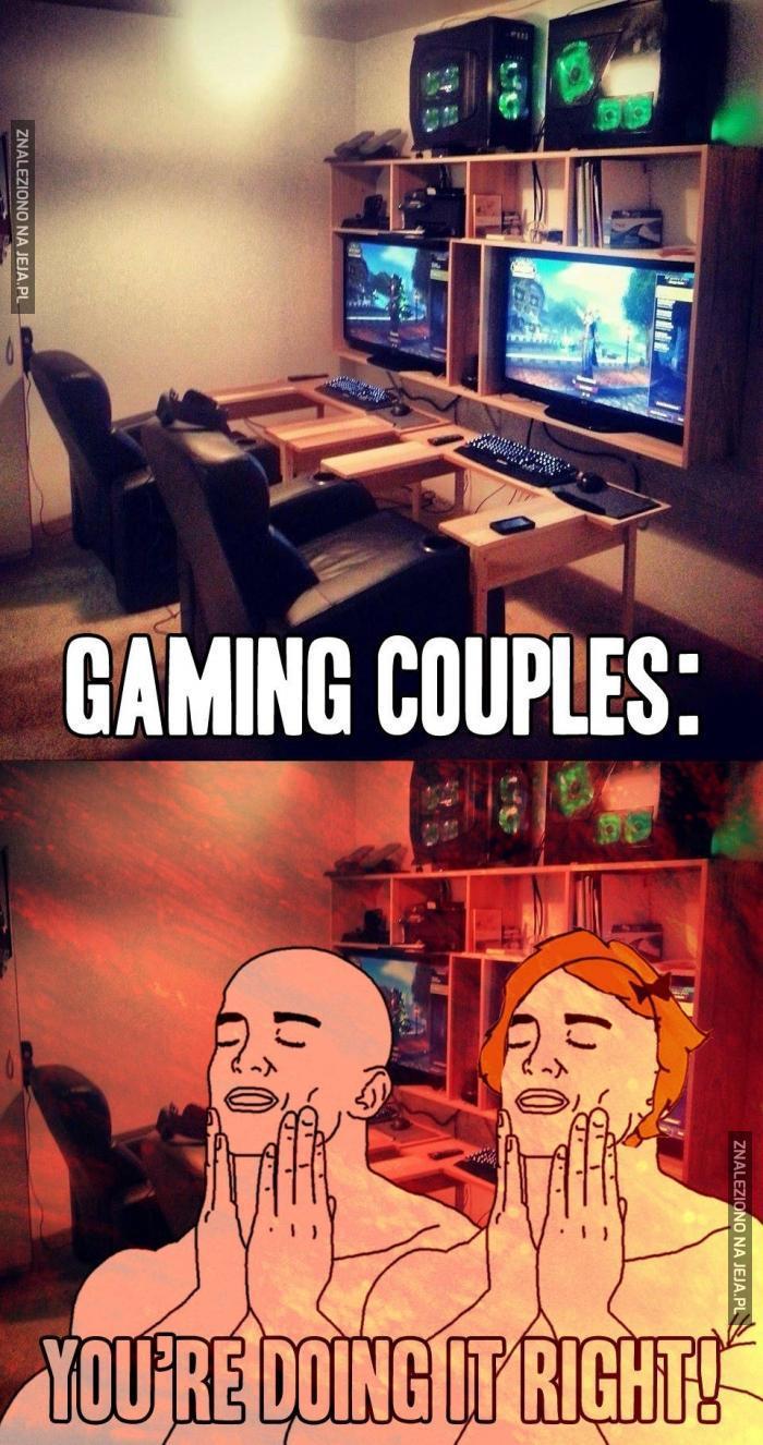 Raj dla zakochanych graczy