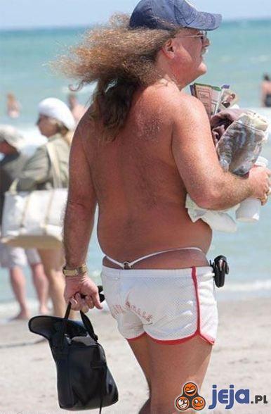 Jak ubrać się na plażę?