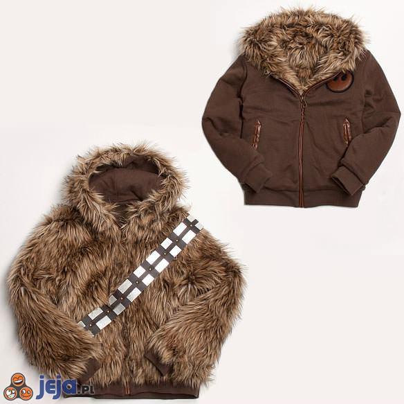 Bluza w stylu Chewbacca