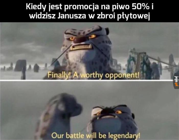 O tej bitwie będą mówić przez stulecia!