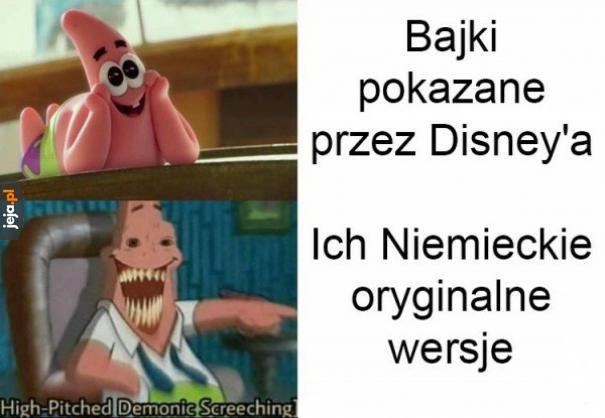 Typowy Disney
