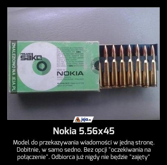 Nokia 5.56x45