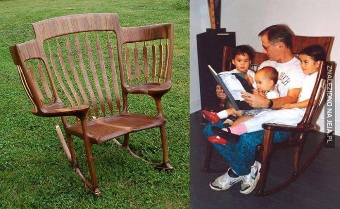 Rodzinny fotel