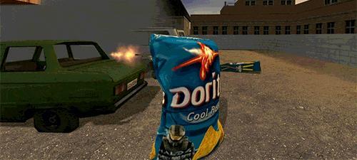 Counter Strike: Atak nachosów