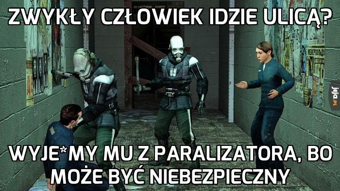 Logika Half-Life 2