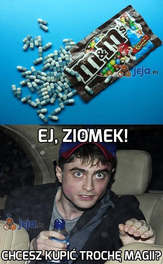 Harry, co ty wyrabiasz...?