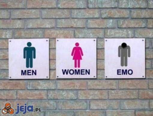 Nowy rodzaj toalety