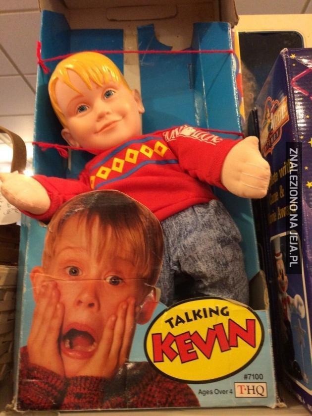Gadający Kevin. Nie tylko od święta
