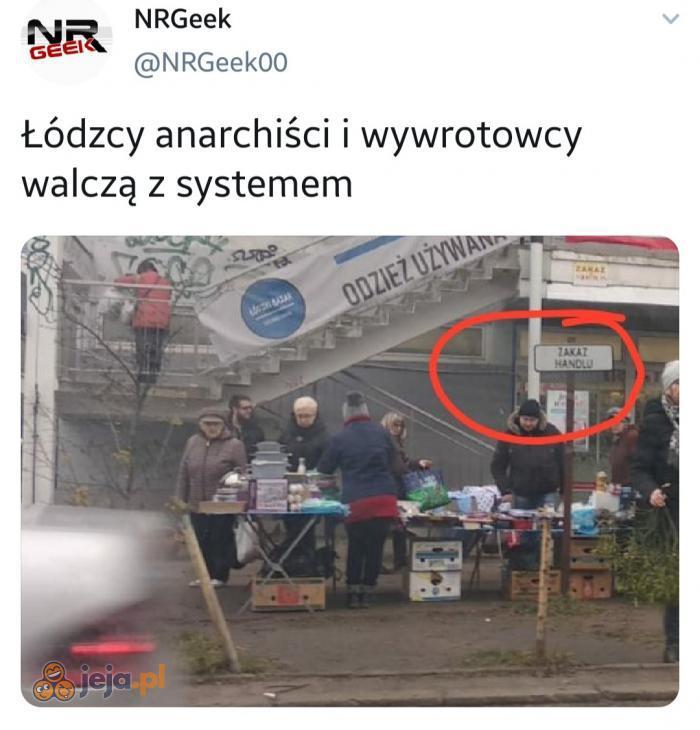 Witamy w Łodzi