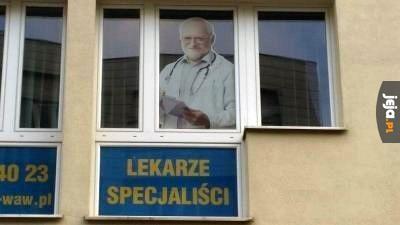 Dziwny ten specjalista...