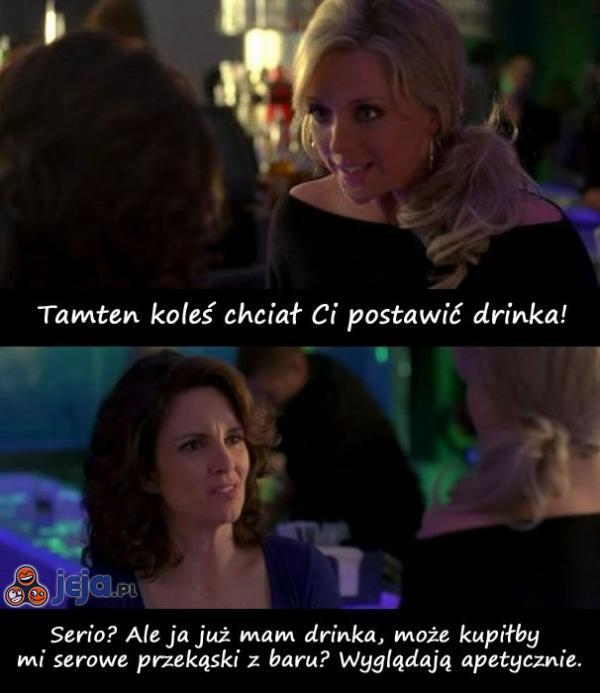 Podryw na drinka