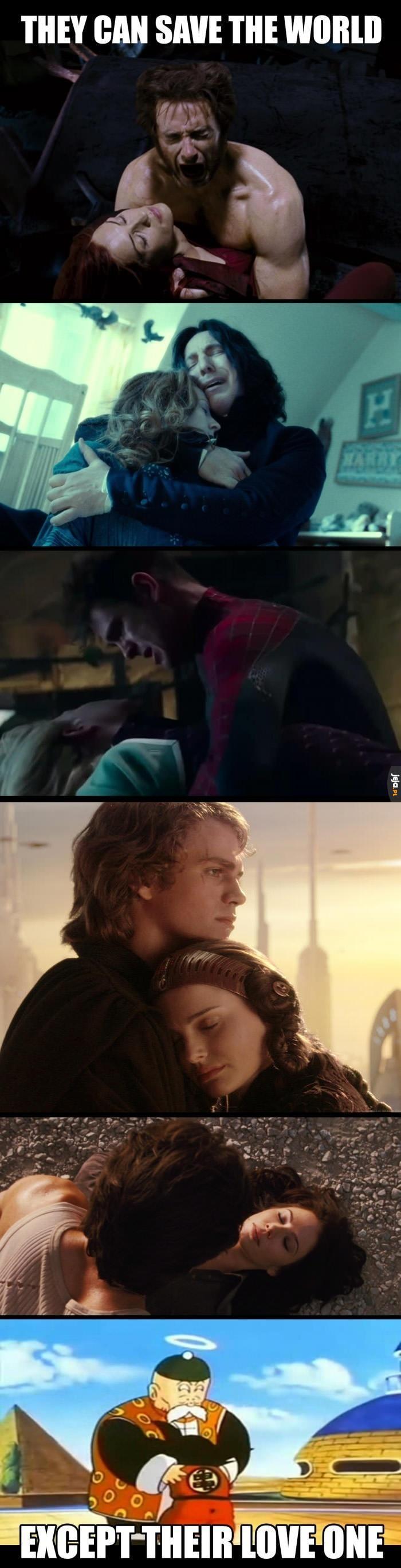 Każdy bohater musi być gotów na wielką ofiarę