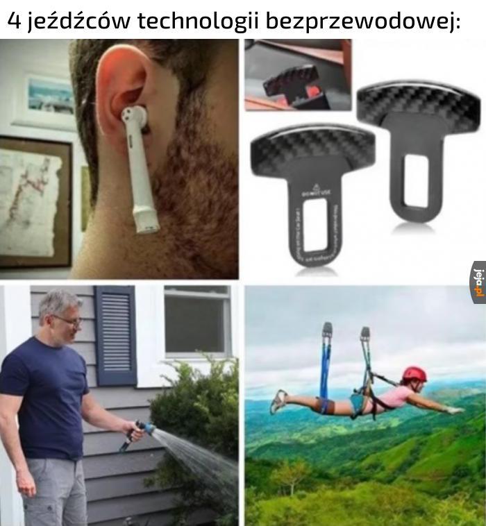 Fajna ta nowoczesna technologia