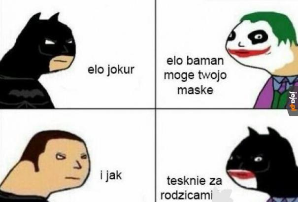 Batman w pigułce