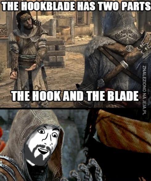 Hookblade